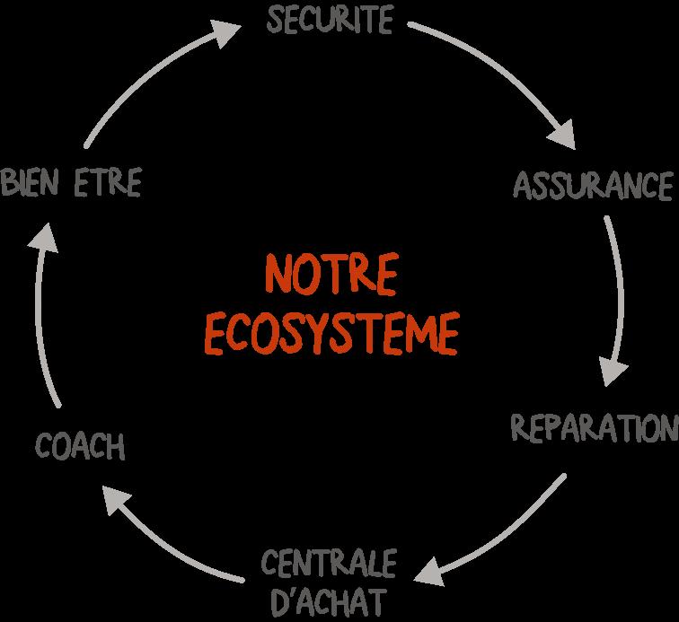 notre écosysteme