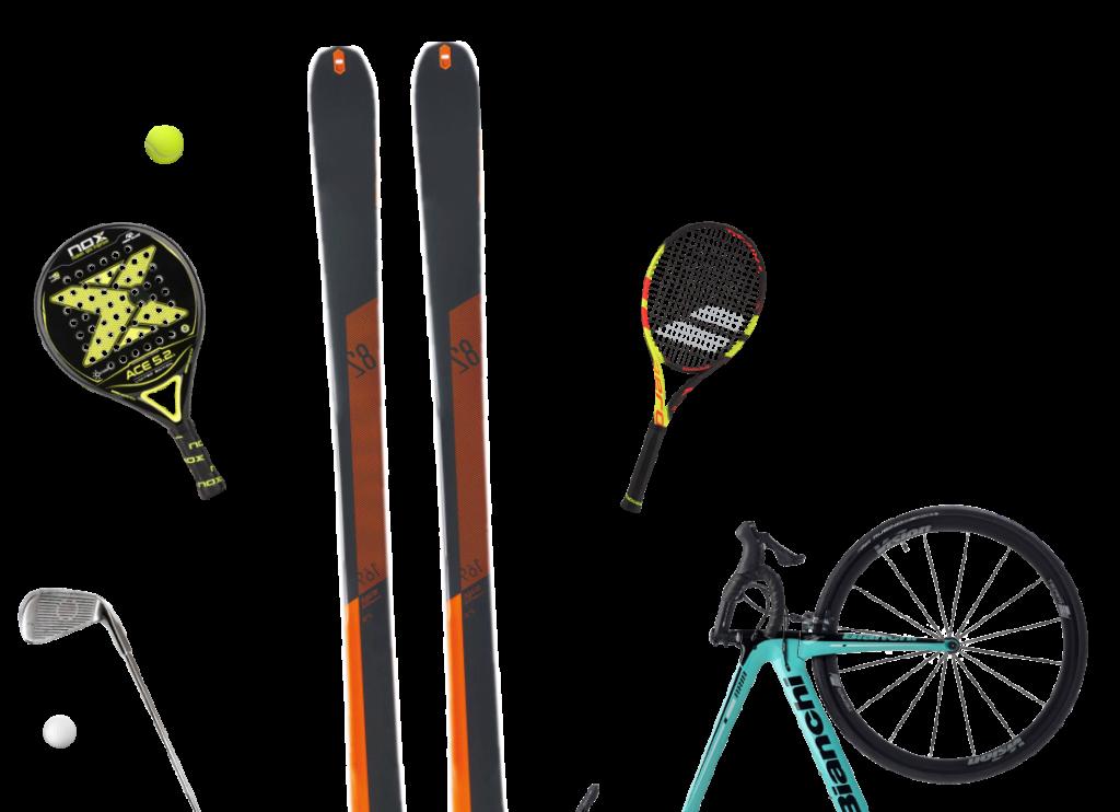 Équipements sportifs de votre vestiaire sportif