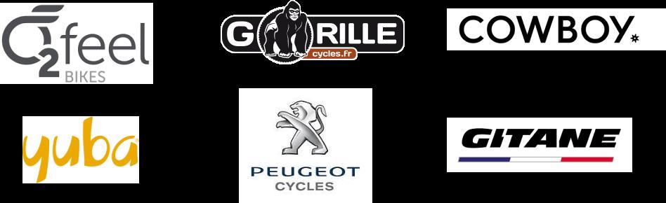 Logo location vélo