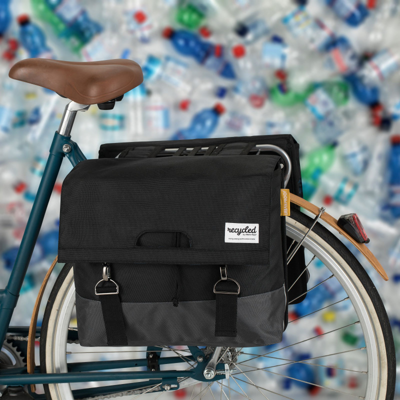 urban proof paire de sacoches 40l recyclee